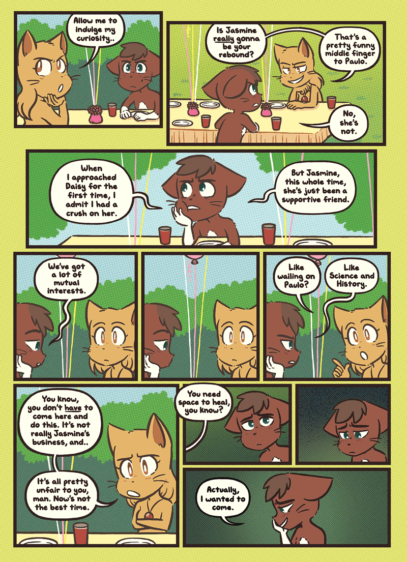 Moments Apart — Page 13