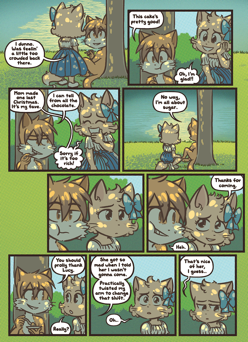 Moments Apart — Page 17