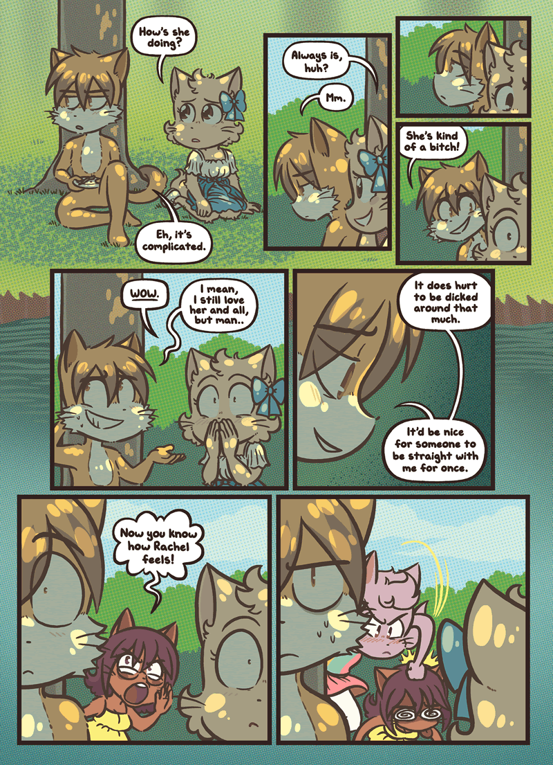 Moments Apart — Page 18