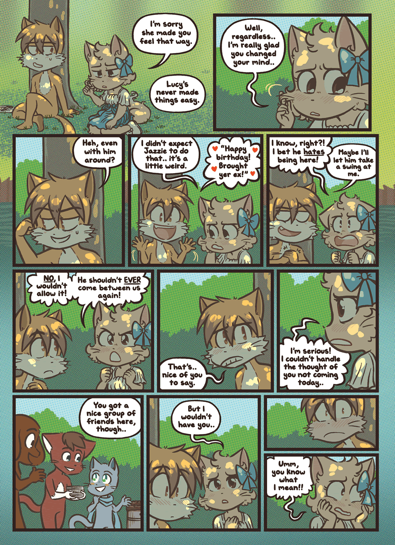 Moments Apart — Page 19