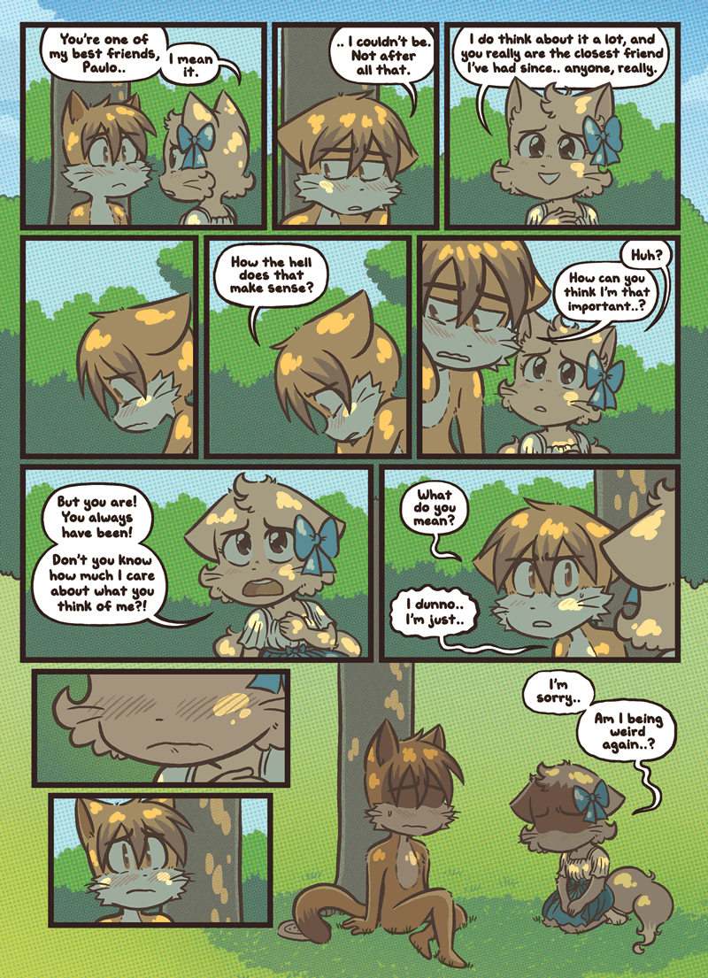 Moments Apart — Page 20