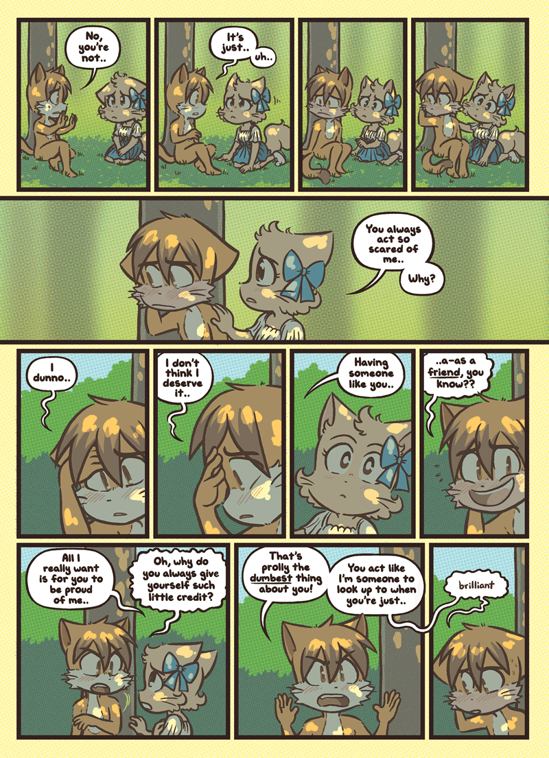 Moments Apart — Page 21
