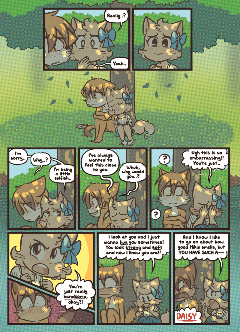 Moments Apart — Page 22