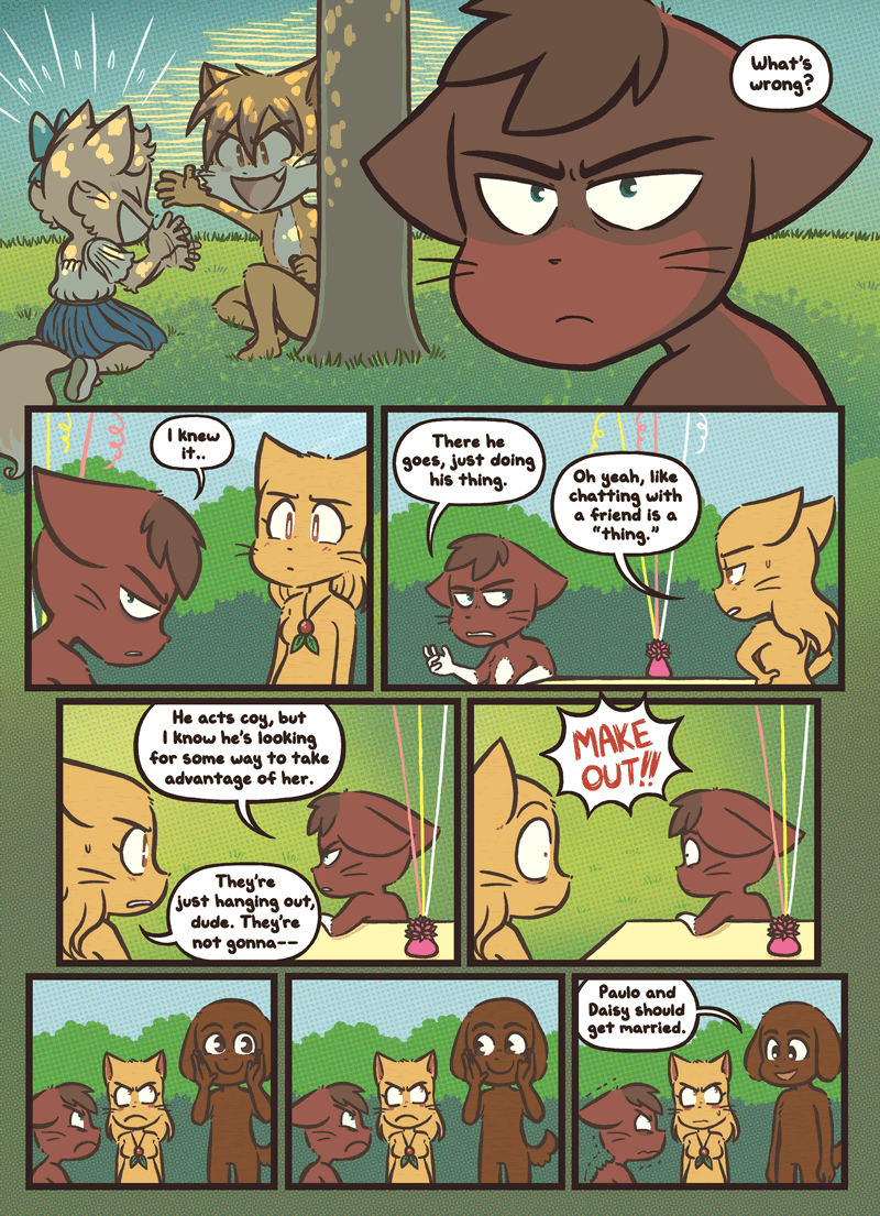Moments Apart — Page 24