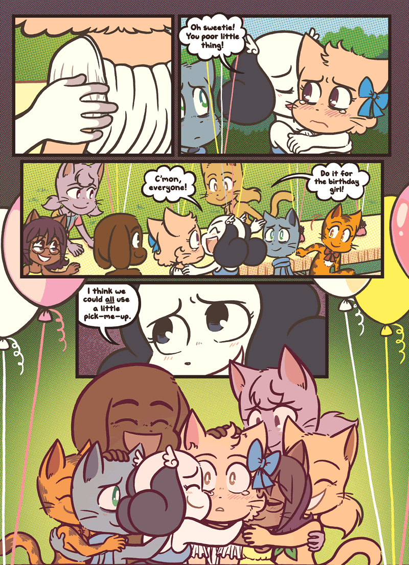 Moments Apart — Page 5