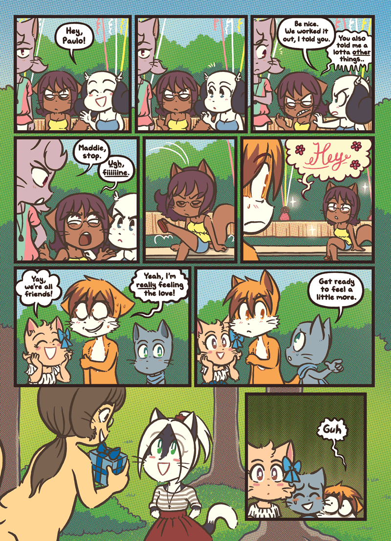 Moments Apart — Page 8