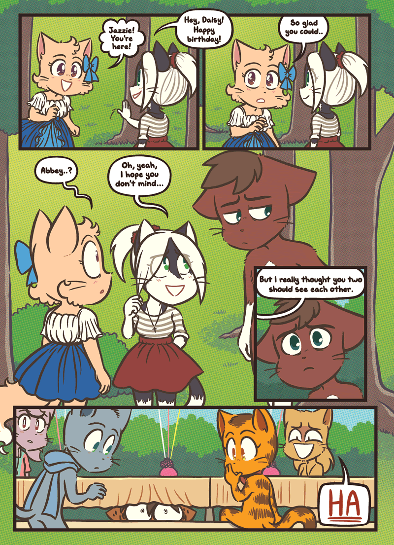 Moments Apart — Page 9